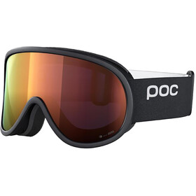 POC Retina Clarity goggles, uranium black/spektris orange